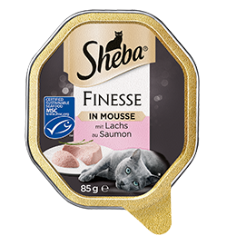 Finesse in Mousse mit Lachs (MSC)